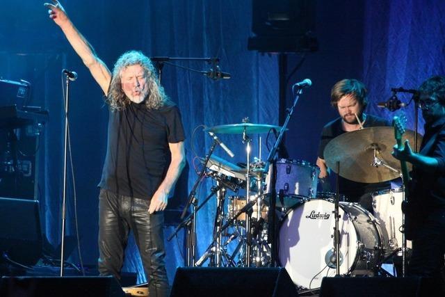 Wie war's bei ... Robert Plant & The Sensational Space Shifters?