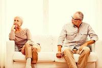 Wenn Senioren die Scheidung wollen