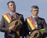 Deutsche Meister im Doppelpack