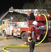 Bötzinger Feuerwehr bekommt neue Drehleiter