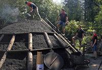 Die Dachsberger machen wieder Kohle