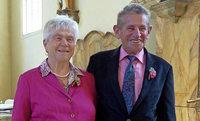Ein Paar, das sich noch immer in die Dorfgemeinschaft einbringt