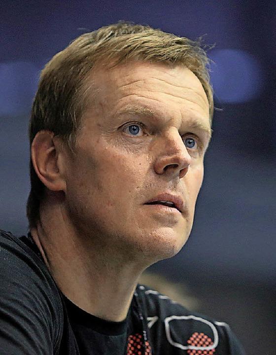 Kommt zur Trainerfortbildung in die Zä...: Ex-Nationaltrainer Martin Heuberger     Foto: dpa