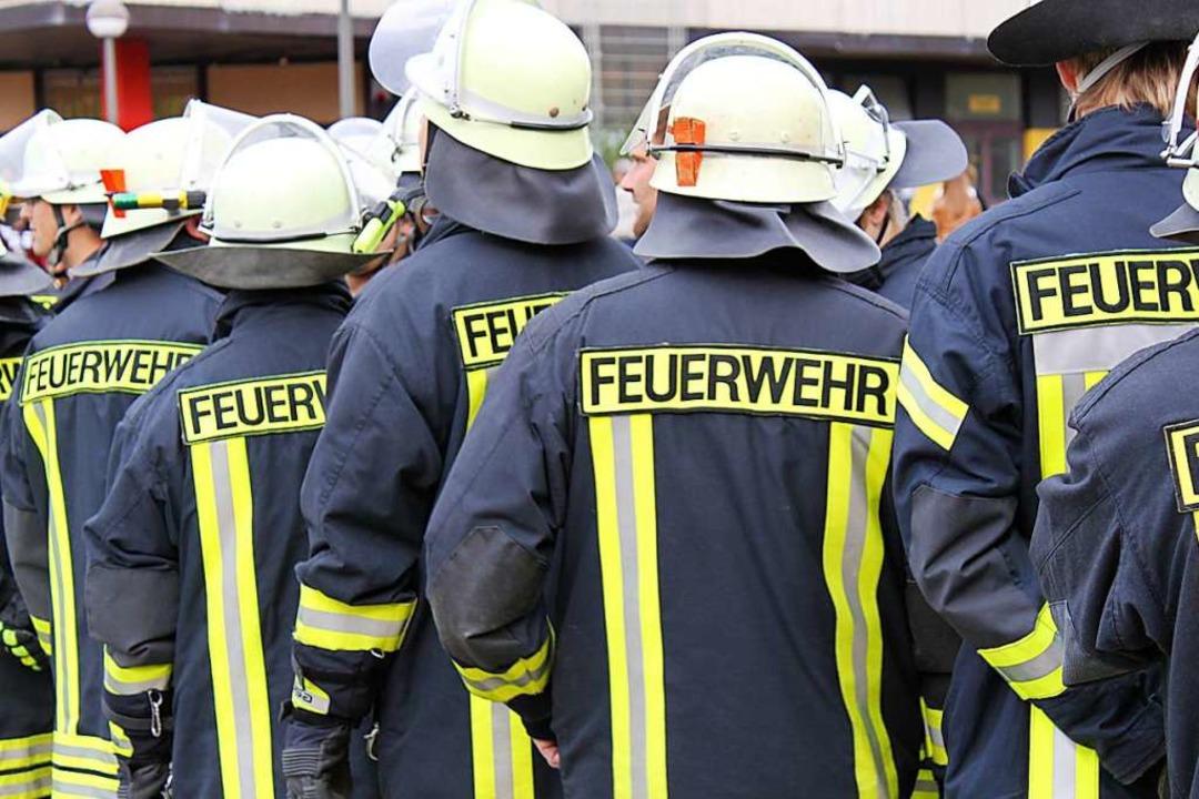 Einsatz für die Feuerwehr in Achern  | Foto: ©Karl-Heinz H - stock.adobe.com