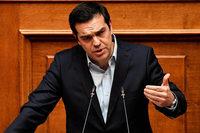 Tsipras will sichg erstmals seit 2015 eine Krawatte umbinden