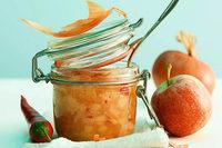 Zwiebel-Apfel-Aufstrich