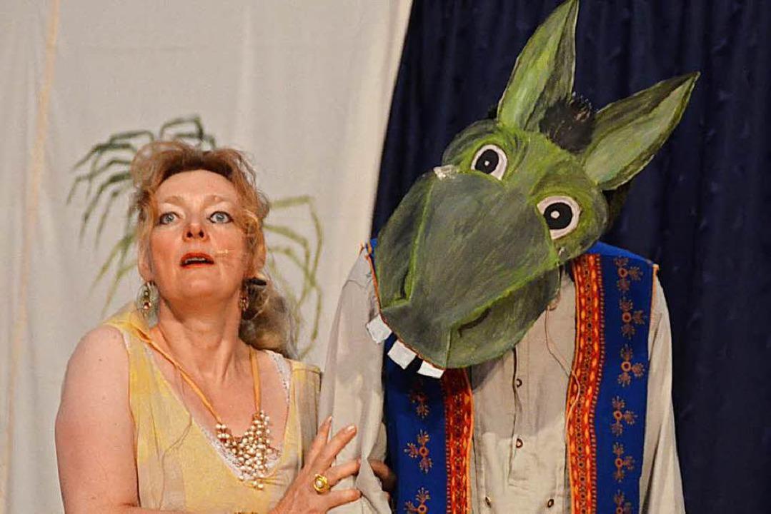 Impressionen vom Theater am Kohlenmeiler in Dachsberg  | Foto: Christiane Sahli