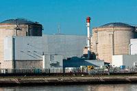 Akw Fessenheim drosselt Produktion aufgrund hoher Temperaturen