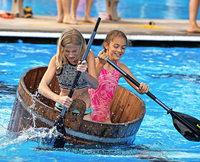 Mit Brühzuberrennen, Beachvolleyballturnier und Schwimmmeisterschaften in Lenzkirch-Kappel