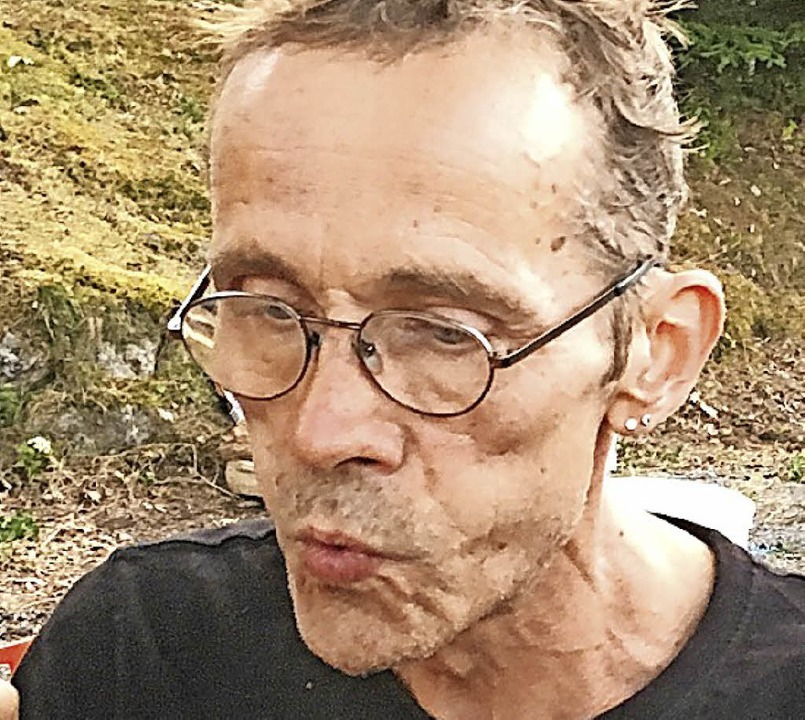 Seit zehn Jahren kämpft Frank Mehlin a...ür seinen unermüdlichen Einsatz geehrt    Foto: privat
