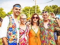 Fotos: So farbenfroh feierten Dieter Thomas Kuhns Fans auf dem ZMF