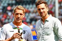 Nils Petersen wird zum besten Stürmer der Bundesliga gewählt