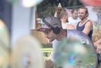 Fotos: Seifenblasen und Sonnenstrahlen bei fudders Sommerfest im Fun-Strand