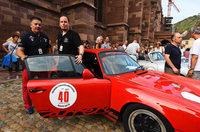 Wir sind mit Rennsportlegende Mario Ketterer bei der Schauinsland-Klassik mitgefahren