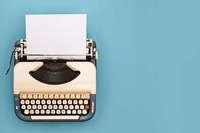 Was ein leeres Blatt mit Kreativität und gutem Journalismus zu tun hat