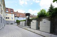 Nachbarn sind von lärmender Lüftung des Freiburger Stadthotels genervt