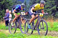Bike Giro mit Biathlon-Ass Erik Lesser