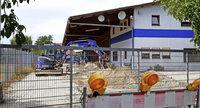 Gebäude für 25 Flüchtlinge entsteht