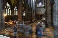Das Freiburger Münster wird jetzt komplett videoüberwacht