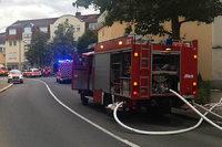 Brandursache bei Feuer in einer Dachgeschosswohnung in Lörrach ist noch unklar