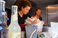 Am Samstag kommen die Food Trucks nach Bad Krozingen