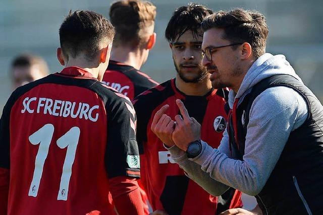 Alljährlicher Neuanfang bei der U19 des SC Freiburg