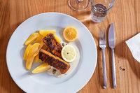 """""""Vegan zur Blume"""" in Kandern ist das einzige vegane Restaurant weit und breit"""