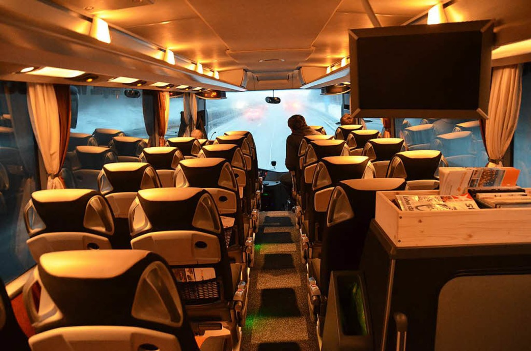 Das Suchportal Busliniensuche.de schlägt erstaunliche Busverbindungen  vor.  | Foto: Valentin Gensch