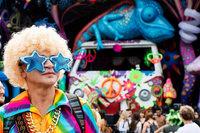 Eine Million Techno-Fans bei Zürcher Street Parade