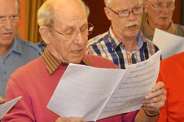 Männerchor Eimeldingen-Märkt: Auflösung nach 155 Jahren