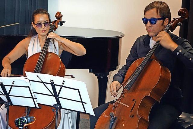 Cellisten spannen weiten musikalischen Bogen