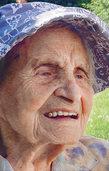 Mit 112 Jahren immer noch gut drauf