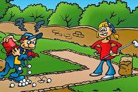 Hab Spaß im Adventure Minigolf Park und spare dabei 50 Prozent vom 20. bis zum 26. August!