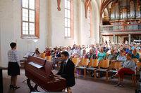 Schopfheimer Marktmusiken: Mit dem Einkaufskorb ins Konzert