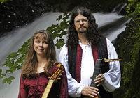 Musikerehepaar Kirchhof kommt mit Laute und Viola da Gamba nach Zell a. H.