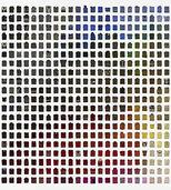 """Christien Meindertsmas """" Beyond the Surface"""" in der Gallery des Vitra Design Museums in Weil am Rhein"""