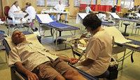 Auch im Hochsommer sind Blutspenden gefragt