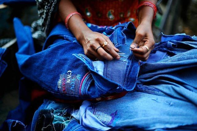 Minimale Fortschritte beim Textilbündnis