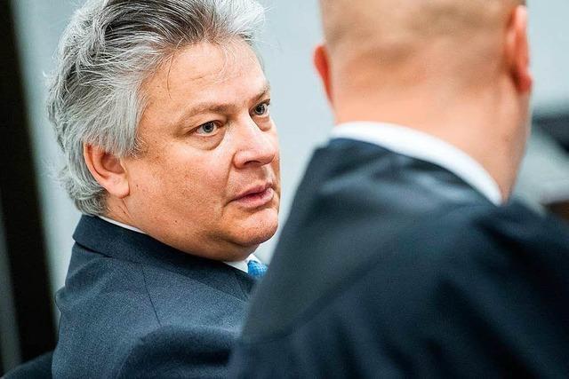 AfD-Staatsanwalt Thomas Seitz droht wegen Hetze ein Berufsverbot
