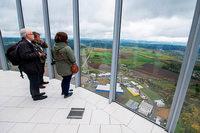 Rottweil ist mit dem Besucherandrang auf den neuen Turm überfordert
