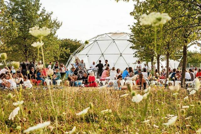Am Donnerstag finden wieder die Vitra Campus Summer Nights statt