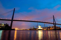 Gut jede achte Brücke in Deutschland ist marode