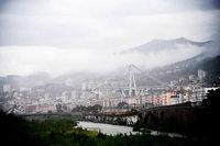 """Der Brücken-Einsturz von Genua – """"Es ist die Hölle"""""""