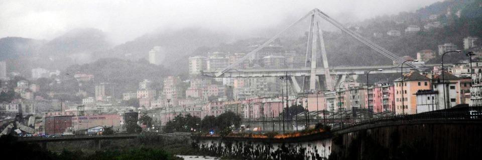 Der Brücken-Einsturz von Genua - Augenzeugen: