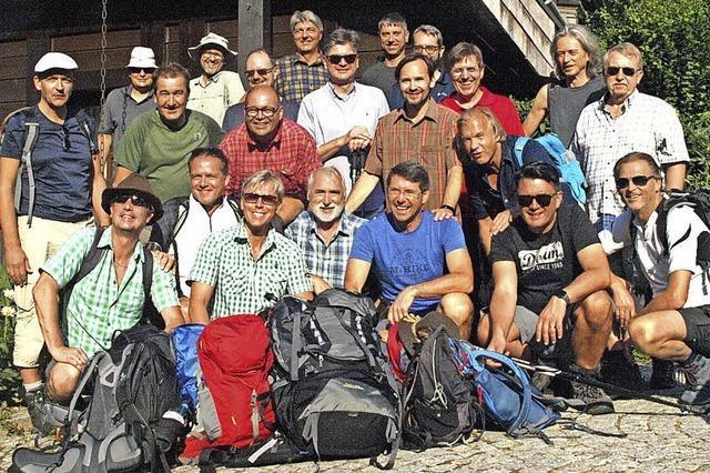 Den Südschwarzwald zwei Tage zu Fuß erkundet