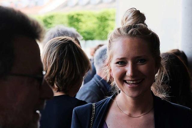 Madlen Folk aus Rippolingen ist Produzentin in Amsterdam
