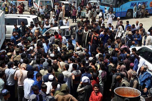 Drei Menschen aus dem Südwesten nach Afghanistan abgeschoben