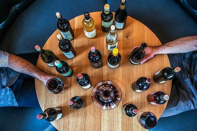 Am Freitag könnt Ihr bei einer offenen Weinprobe in der Alten Wache mitmachen