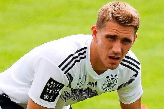 Petersen hofft auf weitere Nationalmannschaftseinsätze