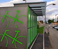 Bikeboxen kommen gut an